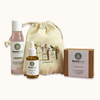 Anti-Blemish Skincare Routine