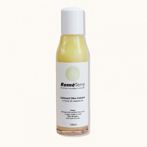 liniment oleo-calcaire bio