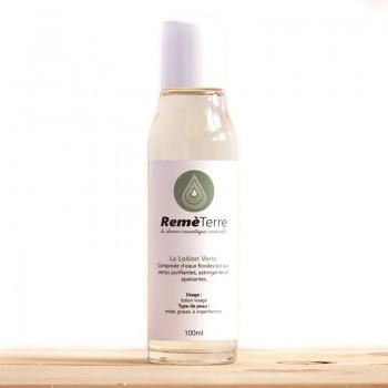 Lotion anti acne